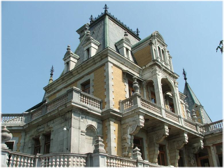 дворцовые балконы