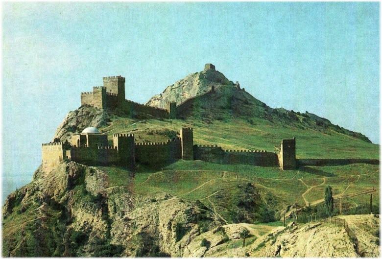 фото крепости времен СССР