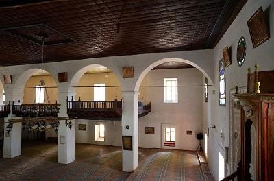 Фото внутри Ханского дворца