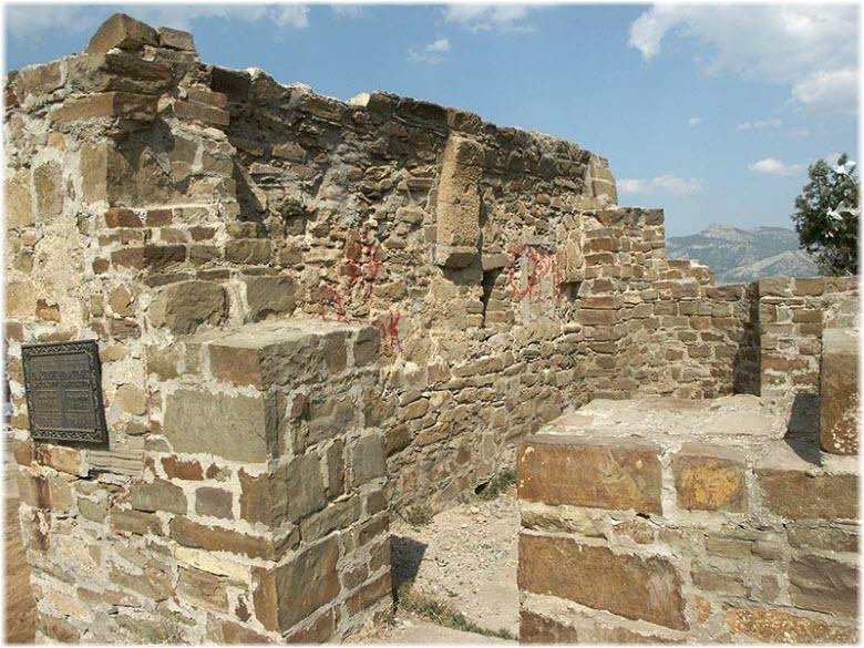 Храм на консолях
