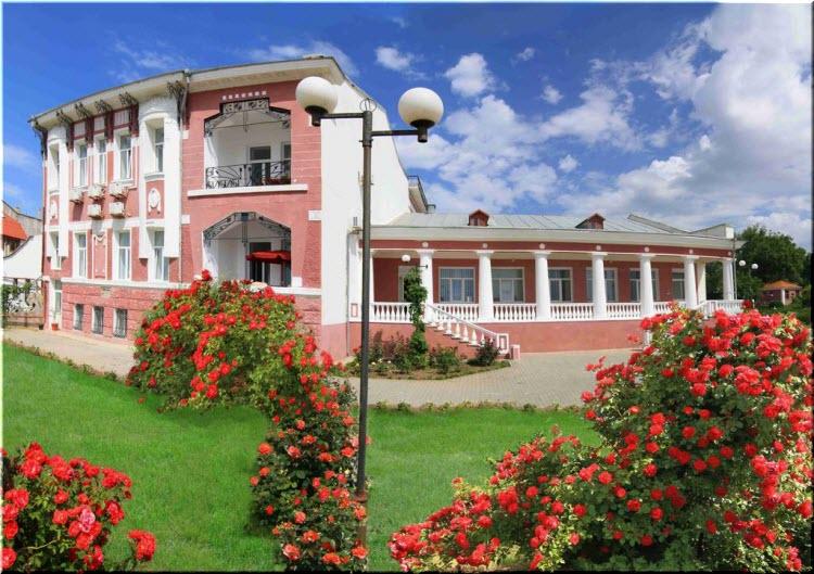 отель Трехгорка