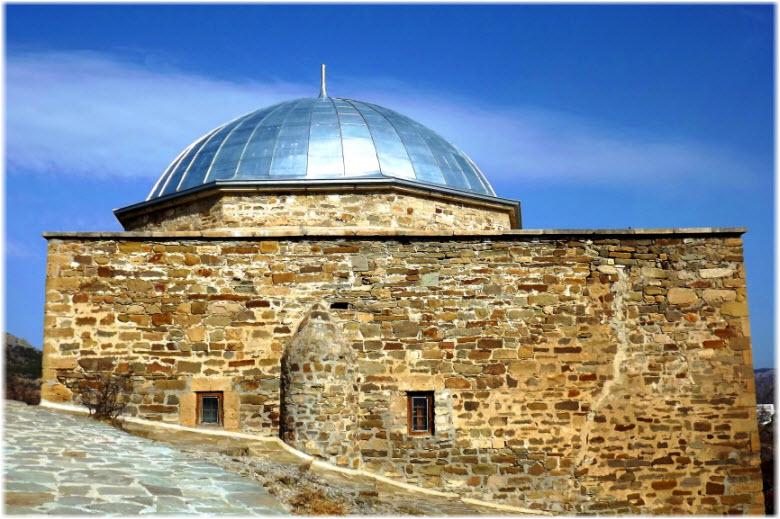 здание древней мечети