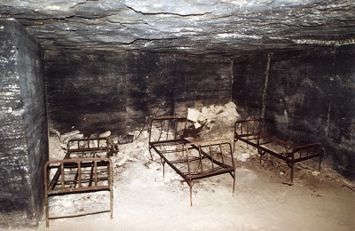 Аджимушкайские каменоломни в Керчи фото 1