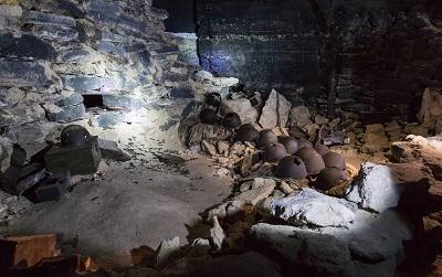 Аджимушкайские каменоломни в Керчи - фото 2