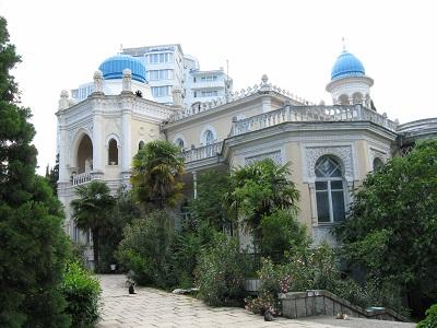 Фото дворца эмира Бухары