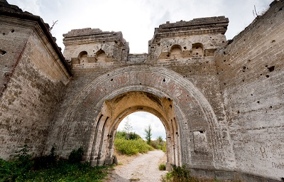 Крепость Керчь форт Тотлебен фото
