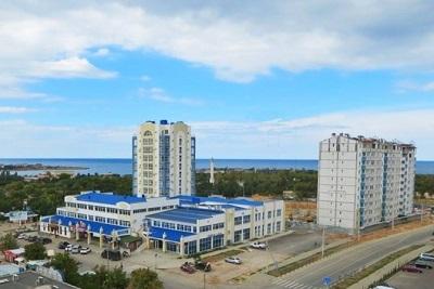 Парк-отель в Севастополе
