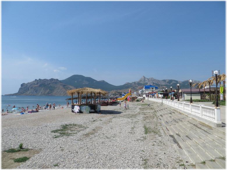 Пляж СПБ «Бирин»