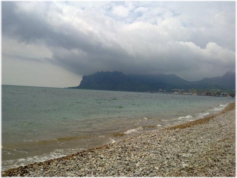 Пляжи холма Юнге