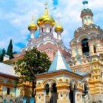 Собор Александра Невского — главный храм ЮБК