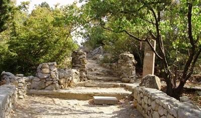 Цитадель Лимена-Кале в Симеизе