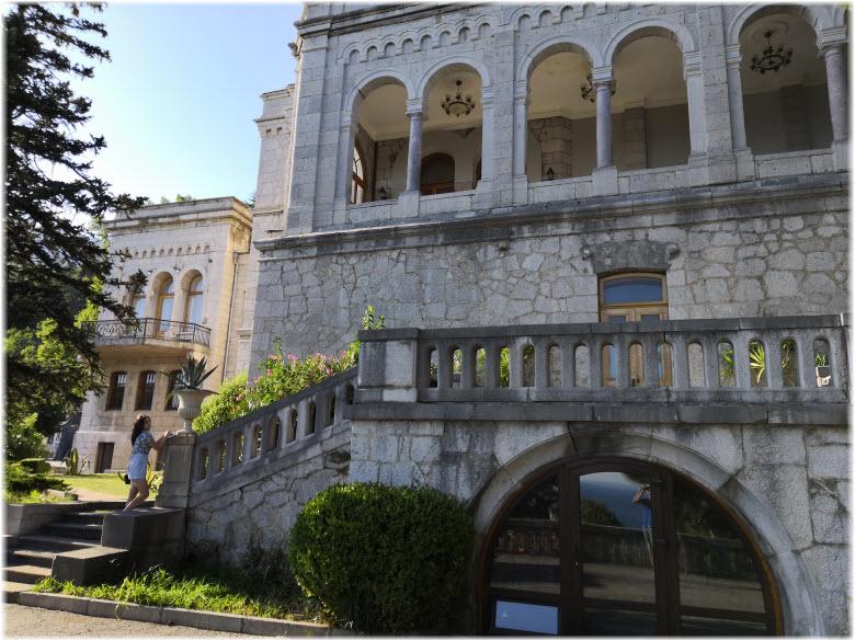 дворец князей Юсуповых