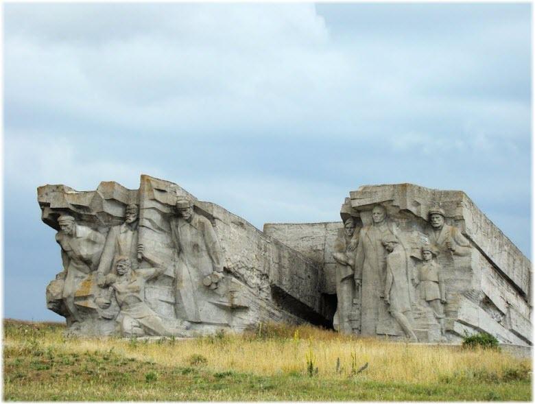 фото каменоломен Аджимушкая
