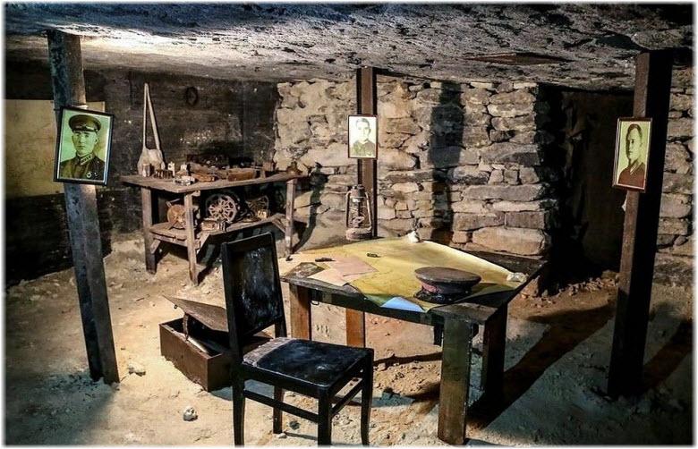 фото под землей катакомб