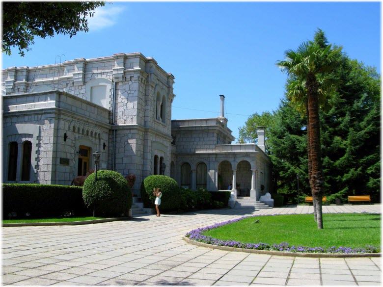 фото Юсуповского дворца