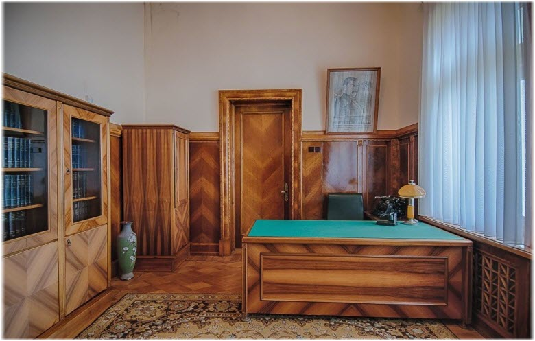кабинет Сталина