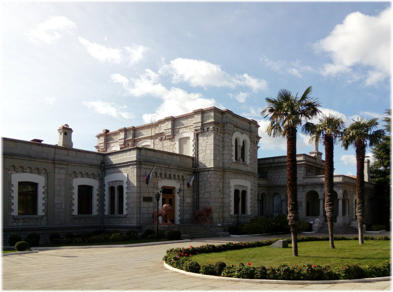 окрестности Юсуповского дворца