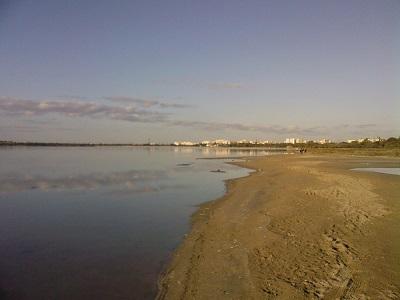 озеро мойнакское евпатория