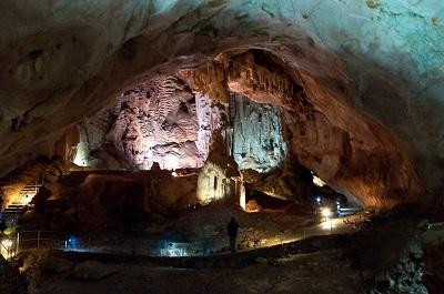 пещера Эмине-Баир-Хосар Зал Кечкемет
