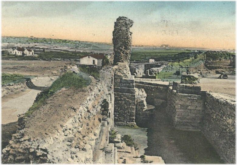 раскопки в Херсонесе в 1905 году