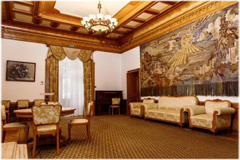Юсуповские комнаты
