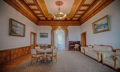 юсуповский дворец в крыму фото внутри