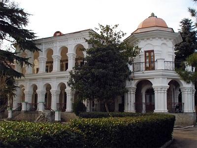 Дом купца Стахеева в Алуште