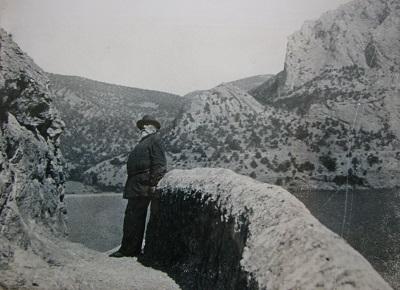 Голицынская тропа Новый Свет старые фото