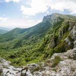 Чатыр-Даг — красивейший горный массив Крыма