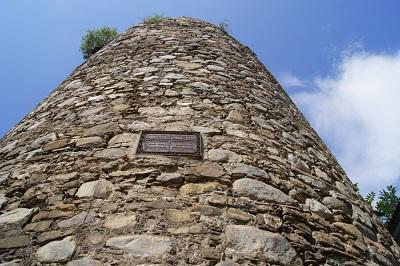 Крепость Алустон фото башни