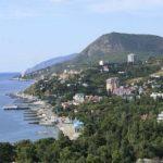 Алушта — один из лучших курортов Крымского полуострова
