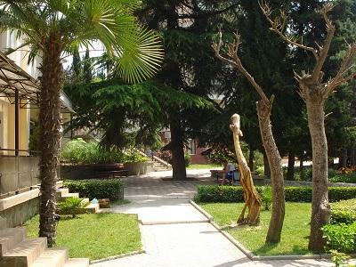 Парк-отель Демерджи в Алуште фото 3