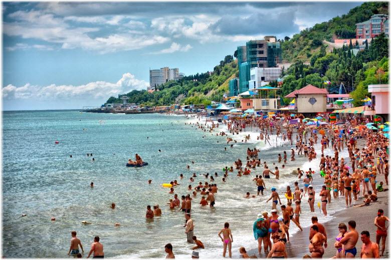 «Пляж у Набережной»