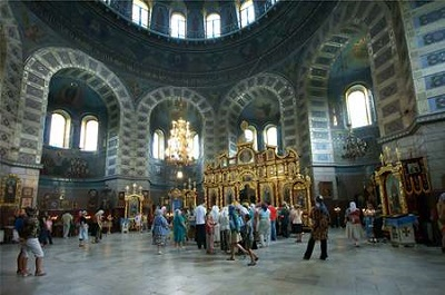 Собор святителя Николая Чудотворца фото внутри 2