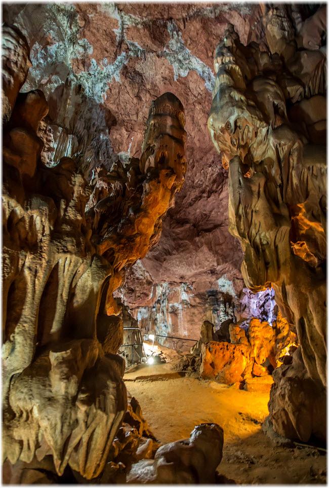 Скельская пещера — драконий дворец в Севастополе