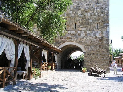 гезлевские ворота в евпатории фото 1
