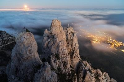 гора Ай-Петри в Крыму фото 1