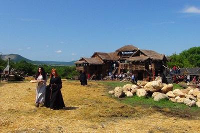 кинопарк Викинг в Крыму фото 4