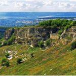 пещерный города Чуфут-Кале