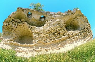 пещерный город Бакла фото 3