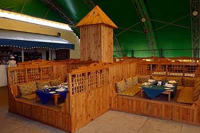 ресторан фортеция в судаке
