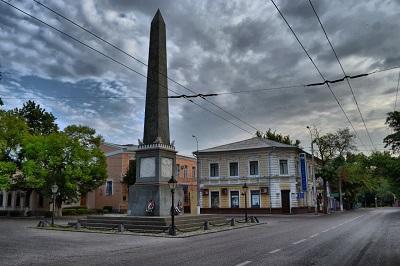 симферополь долгоруковский обелиск