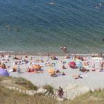 Агатовый пляж — одна из самых интересных прибрежных зон Орджоникидзе