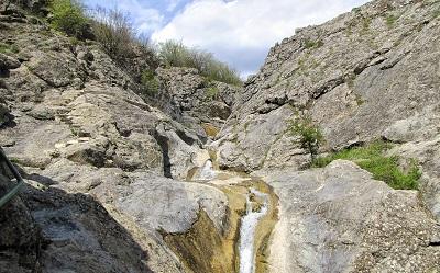 Арпатские водопады в Панагии фото 2