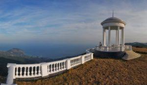 Беседка ветров в Крыму фото