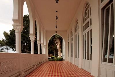 дворец кичкинэ фото