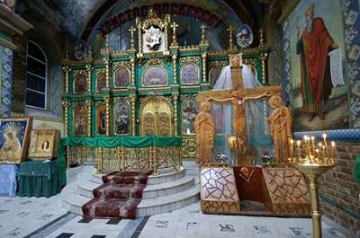 Храм Святого Луки в Симферополе фото внутри