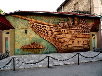 Музей Грина в Феодосии фото