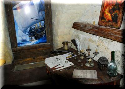 Музей Пираты Черного моря фото 1