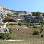 Пещерный город Эски-Кермен — интересная памятка Средневековья в Крыму